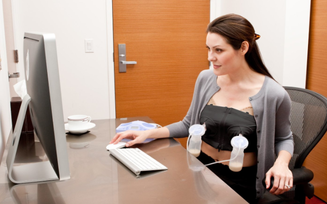 Pumping breast milk laws